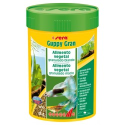 Sera Guppy Gran 100 ml