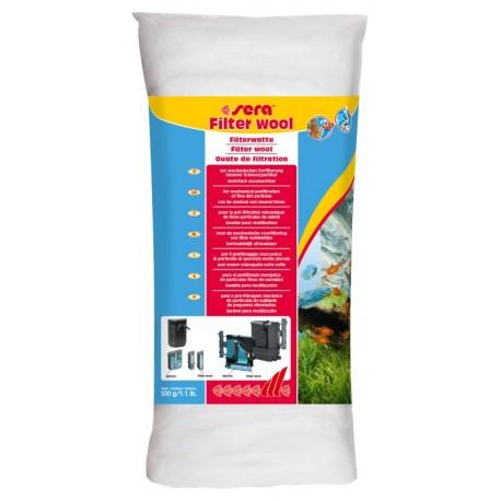 Sera Filter wool 500 g