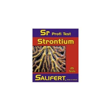 Salifert Test Strontium