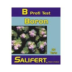 Salifert Test Boron