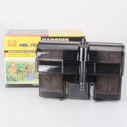 Filtro de mochila HBL-701 600 L/H