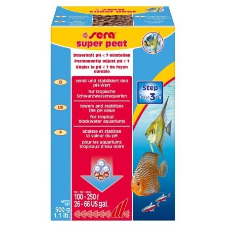 Super peat 500g