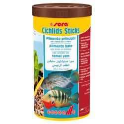 SERA Cichild sticks 250mL