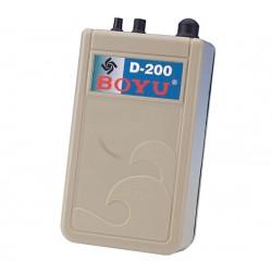 Compresor de aire a bateria D-200