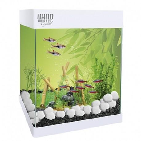 Kit NANO AQUALED Crystal 10 (10 l)
