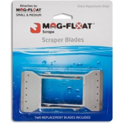 Bakker Magnetics MAG FLOAT, SCRAPERS para SMALL & MEDIUM 2 u.