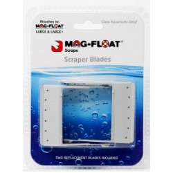 Bakker Magnetics MAG FLOAT, SCRAPERS para LARGE & LARGE+ 2 u.