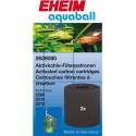 EHEIM cartucho de carbón (2 u) para aquaball 60/130/180, biopower 160/200/240