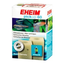 EHEIM cartucho filtrante (2 u) para pickup 60 (2008)