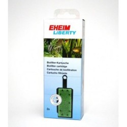 EHEIM cartucho filtrante verde (2 u) para LiBERTY 75/130/200