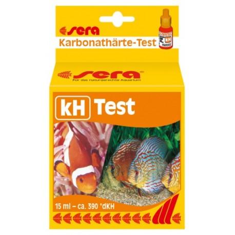 Sera test de kH 15ml