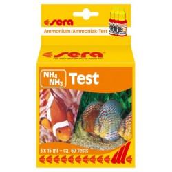 Sera test de NH4/NH3 (test de amonio/amoníaco)