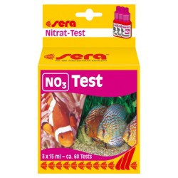 Sera test de nitrato NO3 15 ml