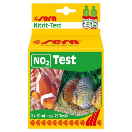 Sera test de nitrito NO2 15 ml